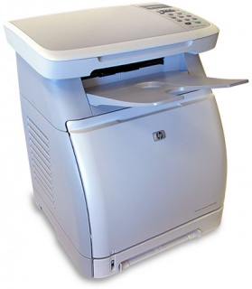 МФУ HP Color LaserJet CM1015