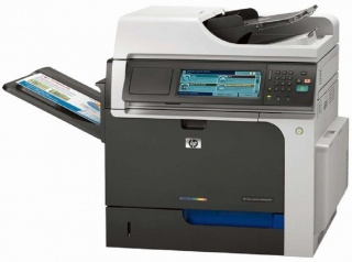 МФУ HP Color LaserJet CM4540