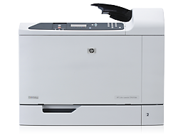 На фото МФУ HP Color LaserJet CP6015