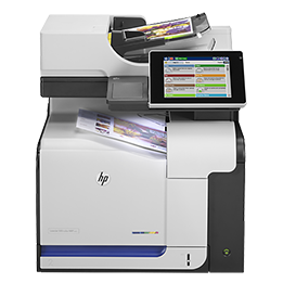 МФУ HP Color LaserJet M575 картинка