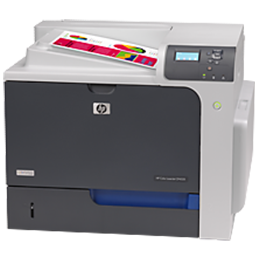 Принтер HP Color LaserJet CP4520 картинка