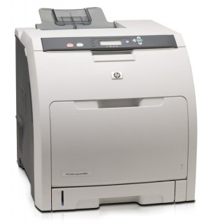 Принтер HP Color LaserJet 3800 картинка