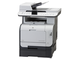 МФУ HP Color LaserJet CM2320 картинка