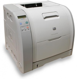 Принтер HP Color LaserJet 3550