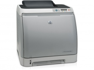 Принтер HP Color LaserJet 1600 картинка