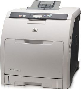 Принтер HP Color LaserJet 3505